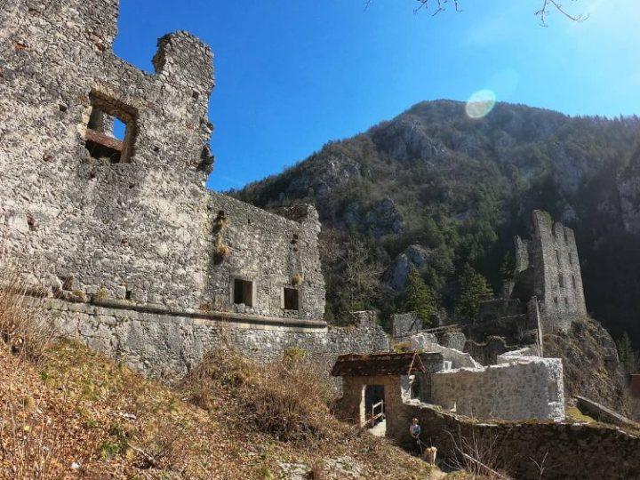 Grad Kamen / Begunje na Gorenjskem